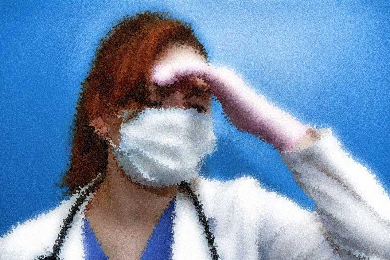 nurse addict